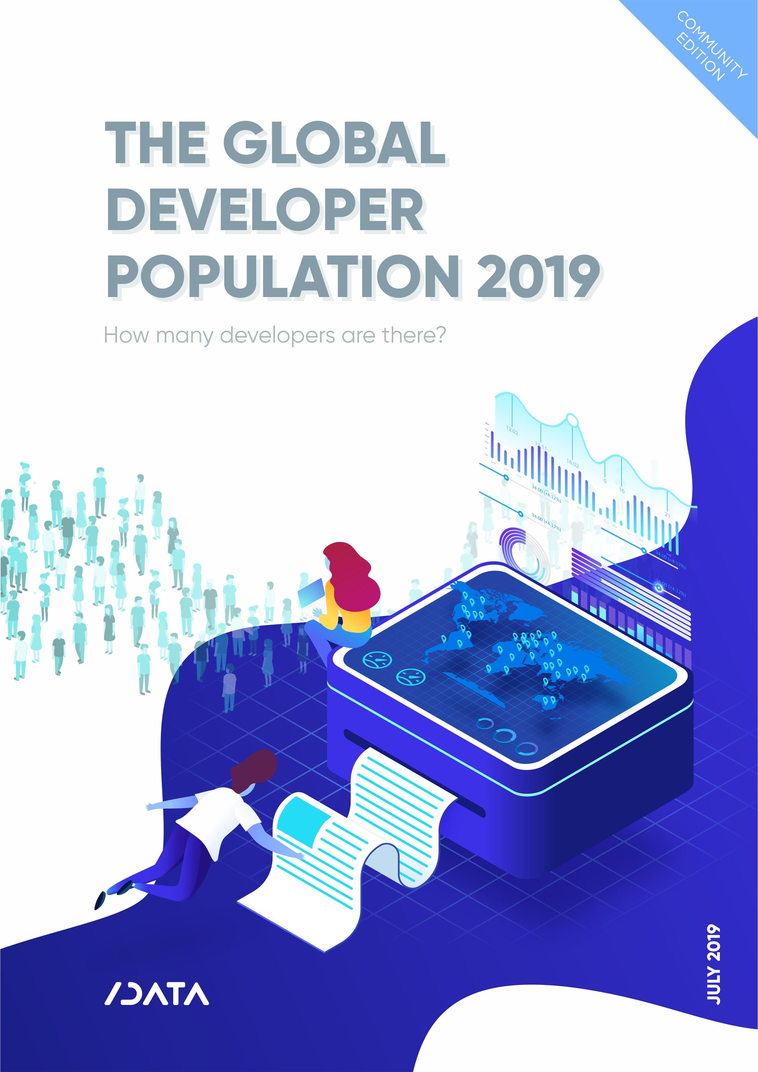 Global Developer Population 2019 Community Edition