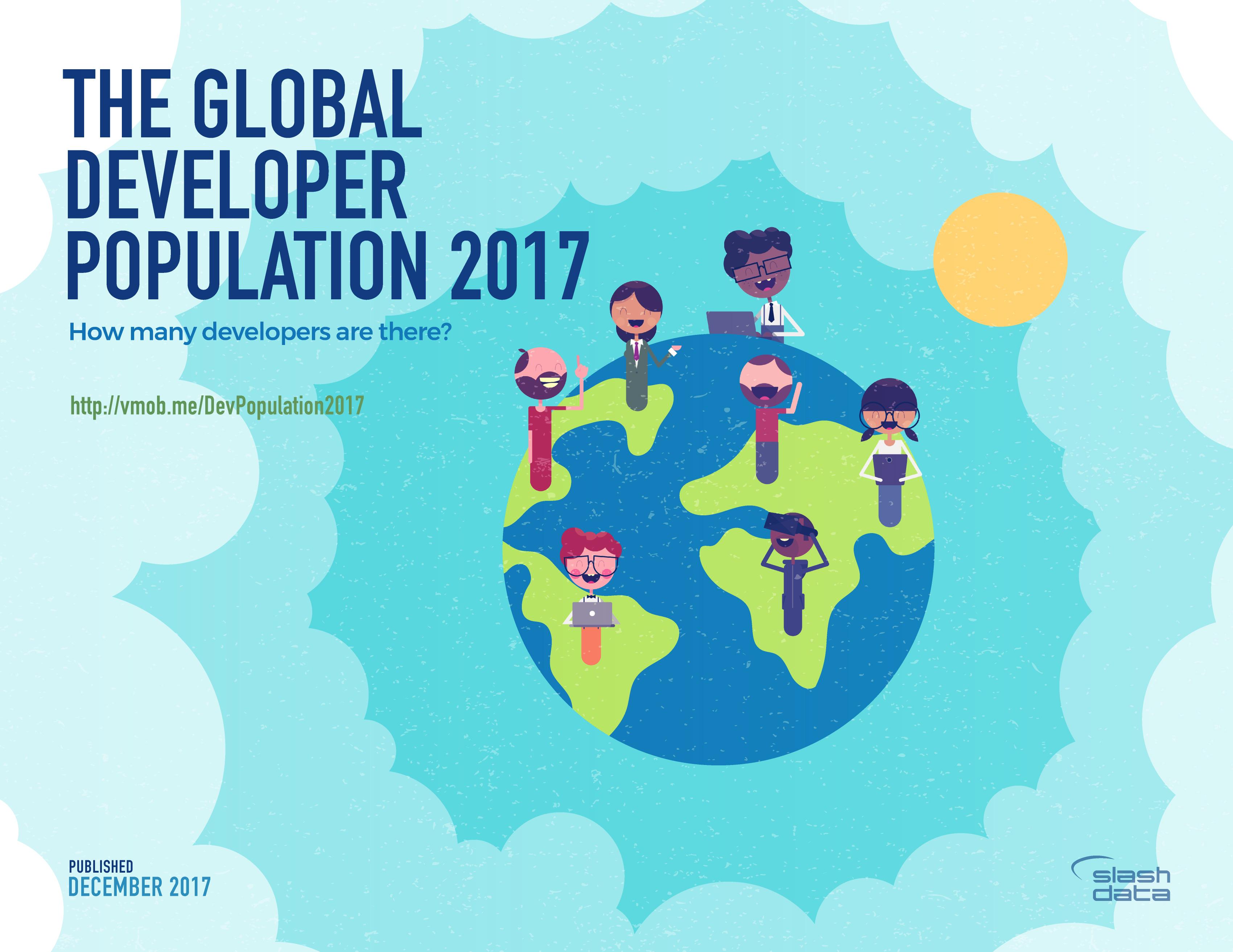 The Global Developer Population 2017