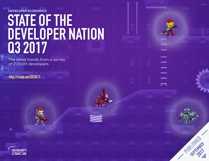 Developer Economics: State of the Developer Nation Q3 2017
