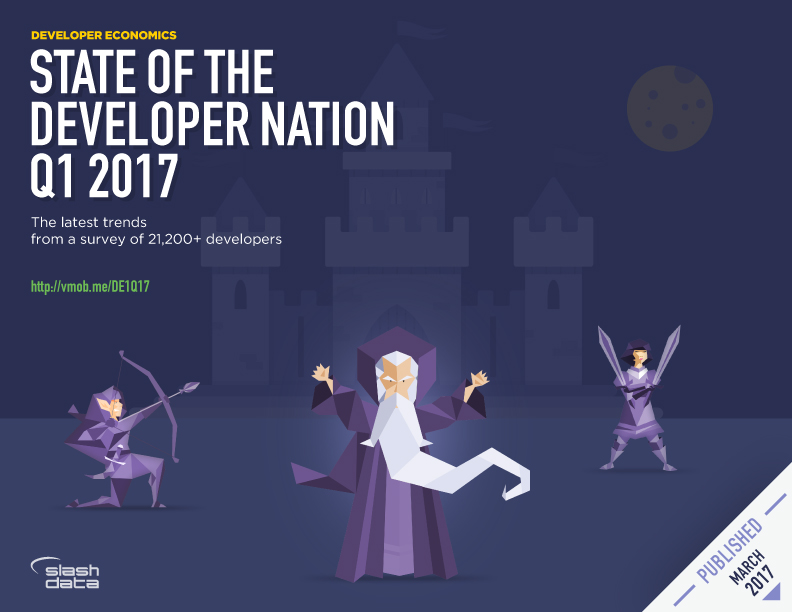 Developer Economics: State of the Developer Nation Q1 2017