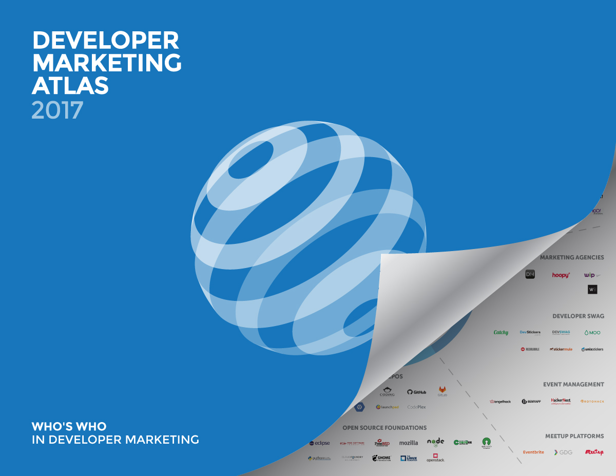 Developer Marketing Atlas 2017